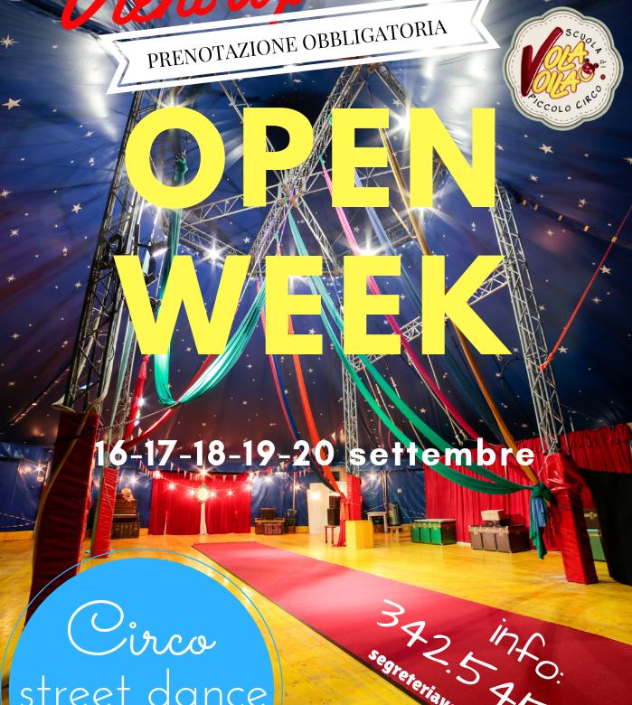 Open-Week-end