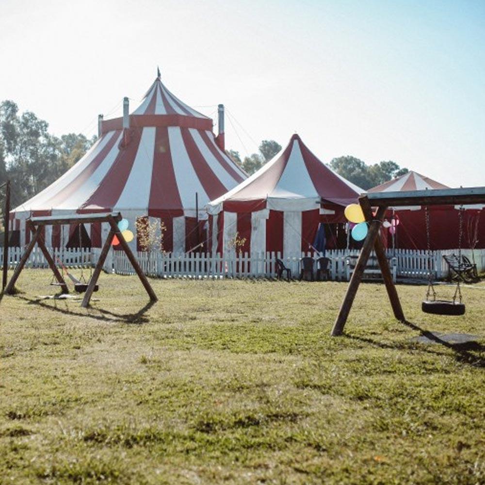 Gite scolastiche circo Roma