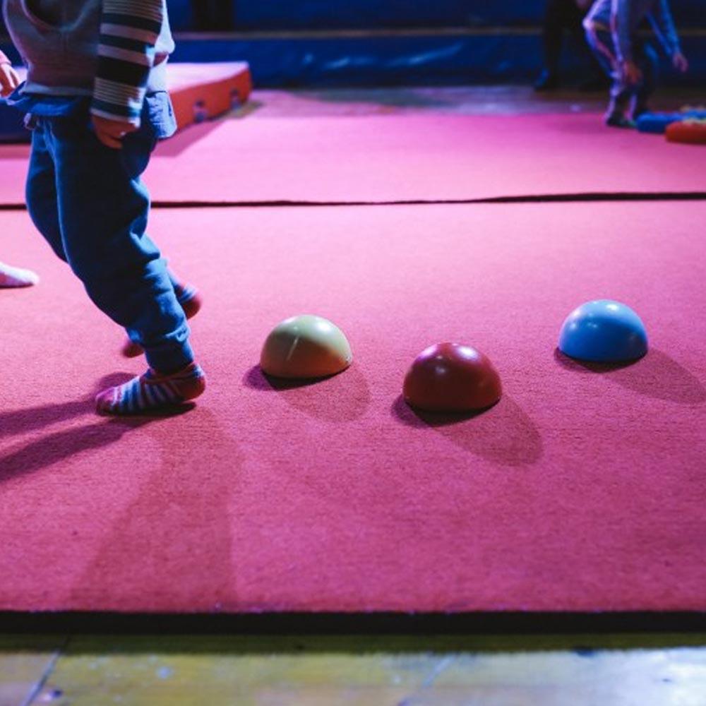 Circo nelle scuole