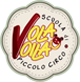 Scuola di circo Roma VolaVoilà Logo